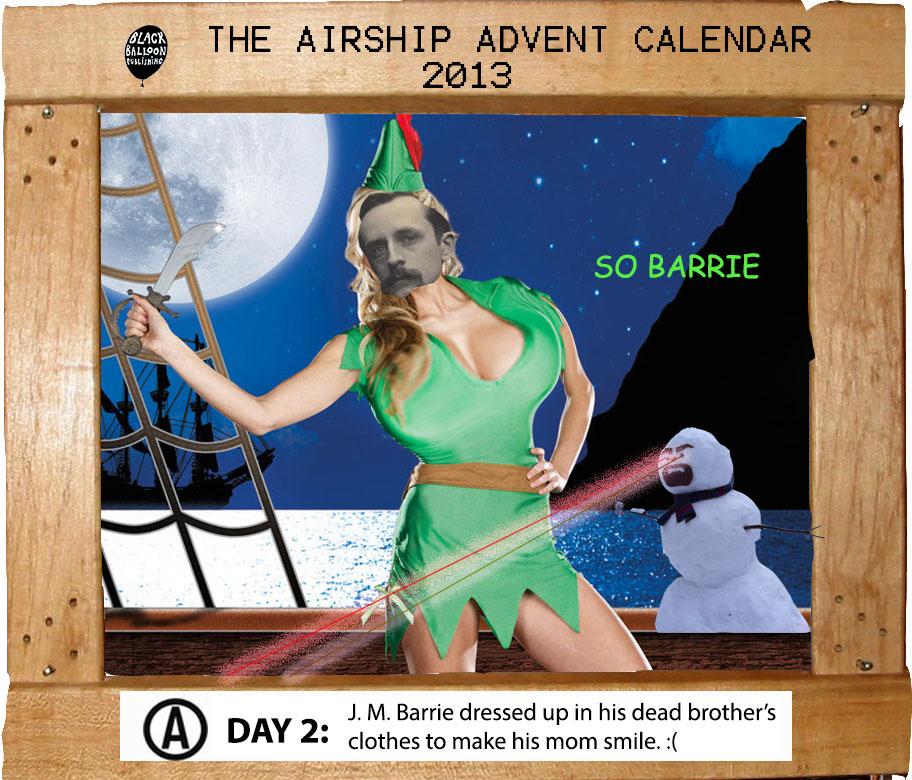 The Airship Advent Calendar '13 — The Airship