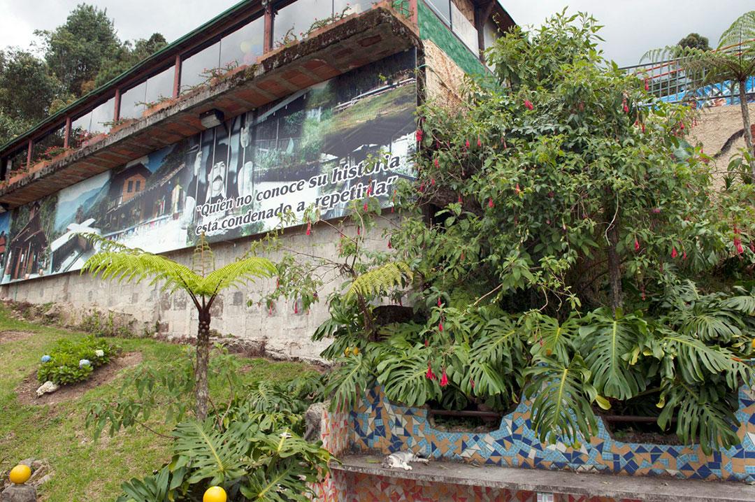 La Catedral: A Visit To Pablo Escobaru0027s Self Designed Prison U2014 The Airship